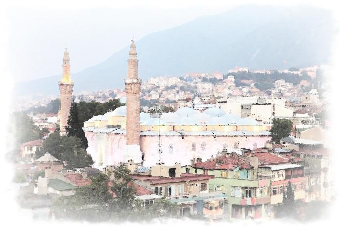Языковой лагерь в Турции