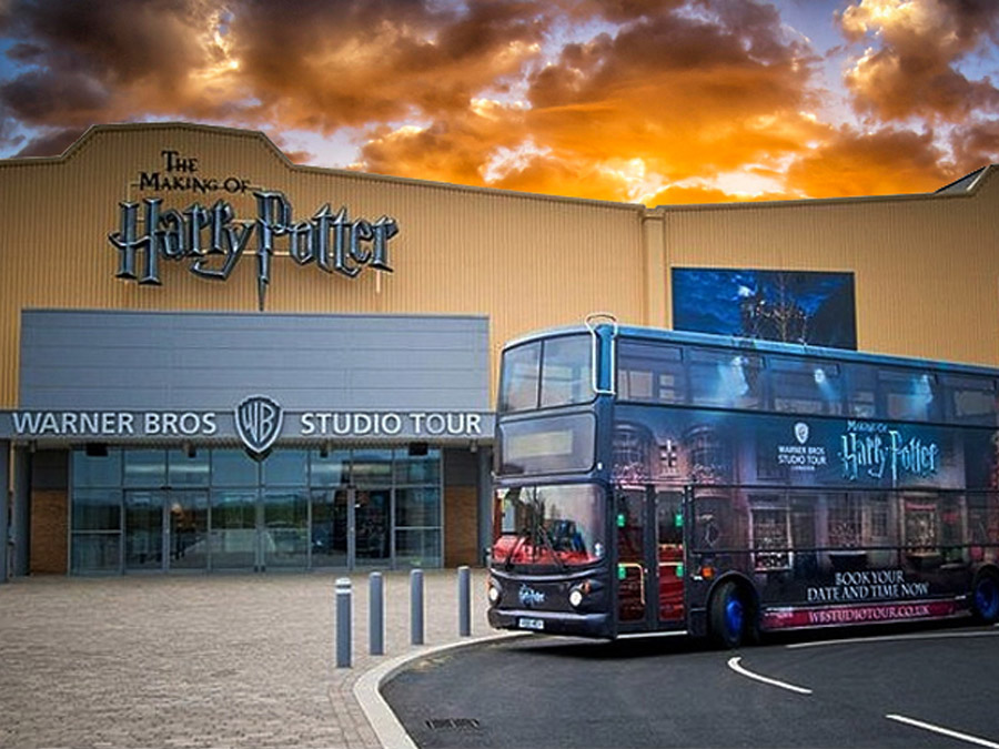 Зимние каникулы в Лондоне «По следам Гарри Поттера» 2020