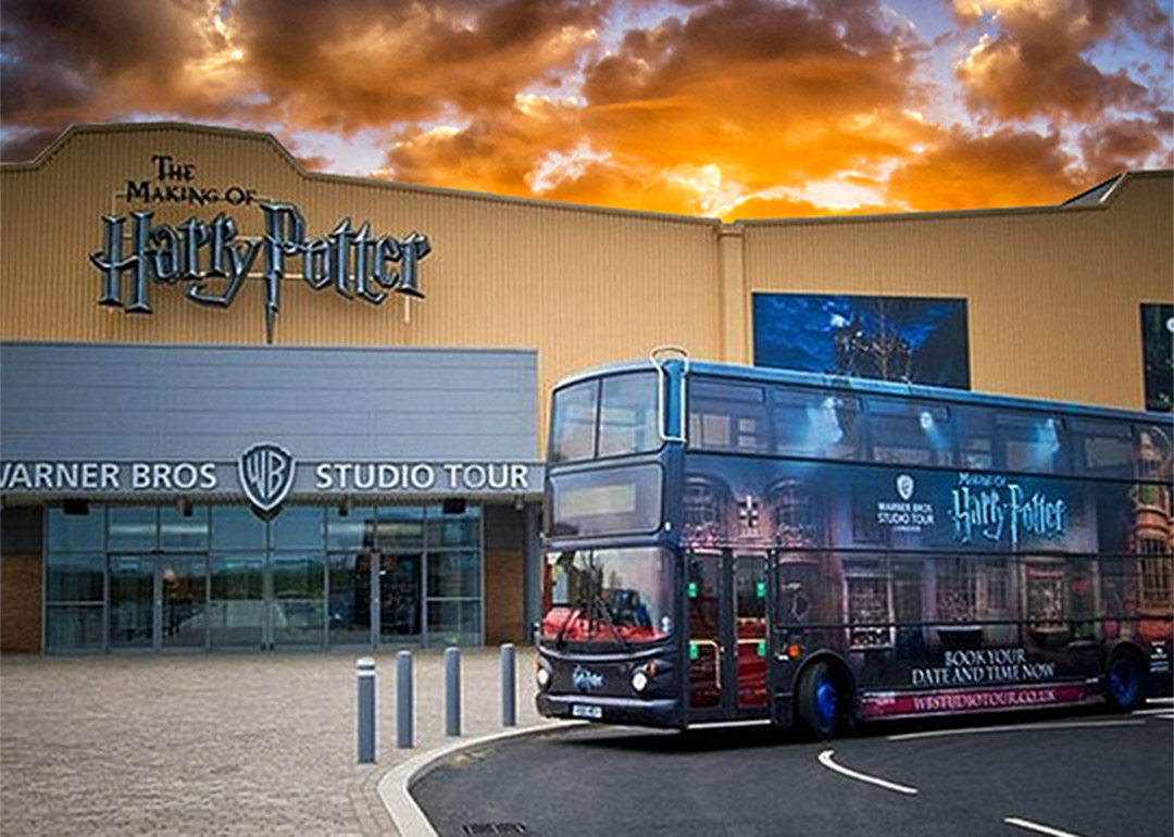 Зимние каникулы в Лондоне «По следам Гарри Поттера» Для детей и подростков от 11 до 17 лет