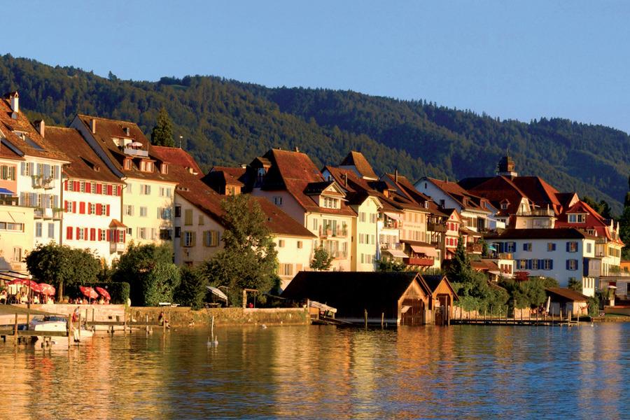 Летние каникулы в Германии - Ланталь