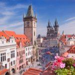 Прага — программа на летние каникулы 2020