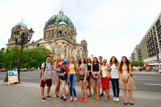 Летняя программв в Чехии 2020