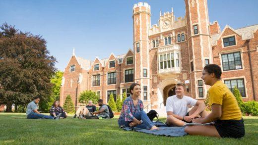 Wagner College - каникулы 2020 в США, Нью-Йорке
