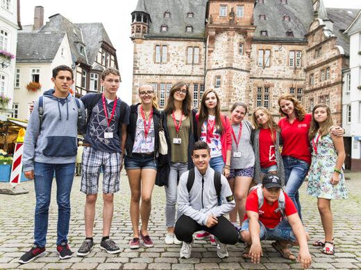 Языковой лагерь в Германии